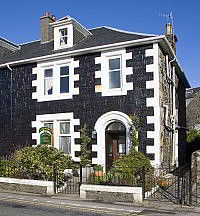 Arbour Guest House, Dunnollie Road, Oban.
