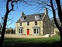Lonmay Old Manse, Bed and Breakfast Accommodation, Fraserburgh