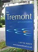 Tremont, Guest House Accommodation, Penzance