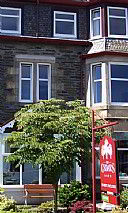 The Cedars Guesthouse, Guest House Accommodation, Dunoon