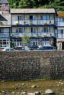 Riverside Cottage, Bed and Breakfast Accommodation, Lynmouth