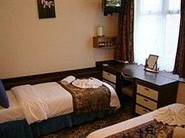 Guest House - Fairway Hotel, Blackpool, Lancashire