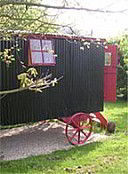 Tilley's Hut, Bed and Breakfast Accommodation, Shaftesbury