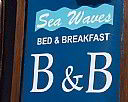 Sea Waves, Bed and Breakfast Accommodation, Penzance