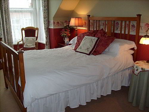 One of our double en-suite rooms