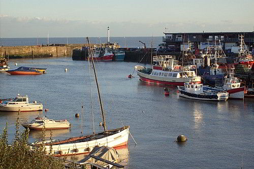 Bridlington Harbour