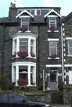 Hedgehog Hill is an attractive Victorian, Lakeland slate Guest House