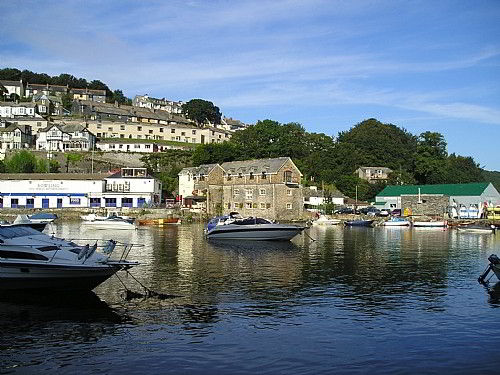 Most of our rooms overlook the Looe estuary