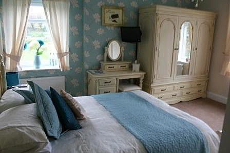 Tasteful and elegantly decorated this room boasts fantastic views of the North Yorkshire Moors