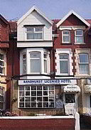 Sandhurst, Small Hotel Accommodation, Blackpool