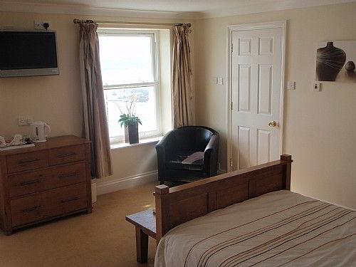 Bed and Breakfast Room all rooms with tea and coffee facilities, t.v and en-suite.