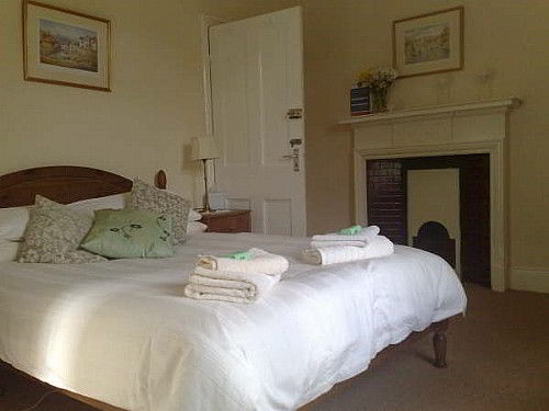The Eagle room, one of our double en suite room