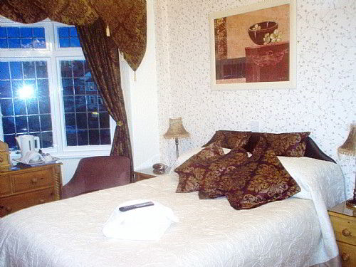 Triple room with veiws over Peasholm Park