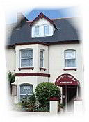 Clinton House, Guest House Accommodation, Exmouth