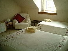 Room 6, one of our family bedrooms