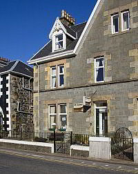 St Annes Guest House, Dunnollie Road, Oban