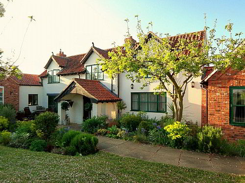 Belvoir Vale Cottage silver & breakfast awards. Finalist Select Lincolnshire B&B of the year 2013