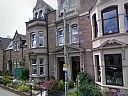 Cedar Villa Guest House, Bed and Breakfast Accommodation, Inverness