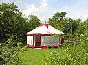 Tithe Farm Yurt, Bed and Breakfast Accommodation, Louth