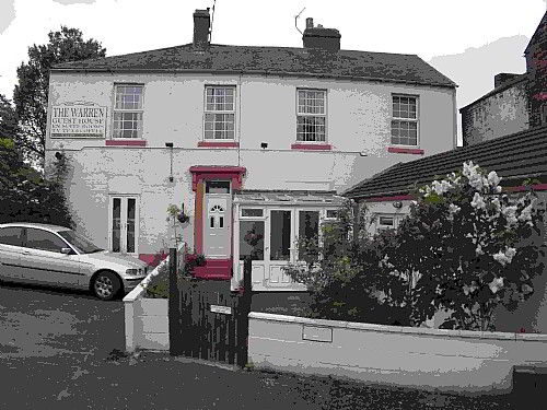 The Warren Bed & Breakfast Guest House in Carlisle, Cumbria