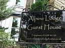Alpine Lodge Guest House, Guest House Accommodation, Buxton