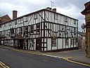 The Falcon Hotel, Small Hotel Accommodation, Bromyard