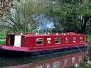 The Cru Houseboat, Bed and Breakfast Accommodation, Bath