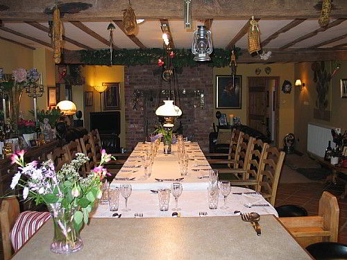 Bed and breakfast the hopkilns hereford herefordshire for Area riservata bed and breakfast