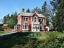 The Woodlands Guest House, Bed and Breakfast Accommodation, Builth Wells