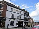 The Bull Hotel, Bed and Breakfast Accommodation, Ludlow