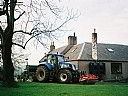 Dykefield Farm B&B, Bed and Breakfast Accommodation, Mauchline
