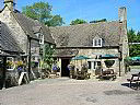 The Plough Inn at Ford, Small Hotel Accommodation, Cheltenham