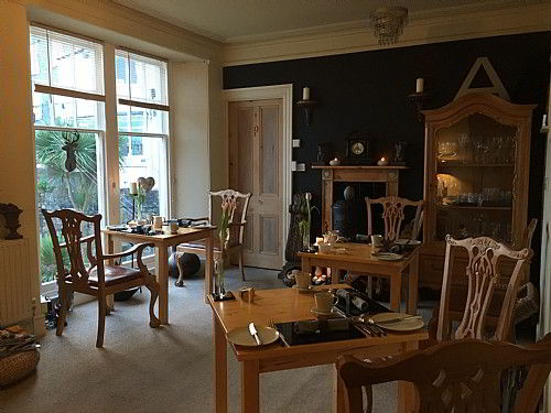 Bed And Breakfast Seaforth St Ives Cornwall