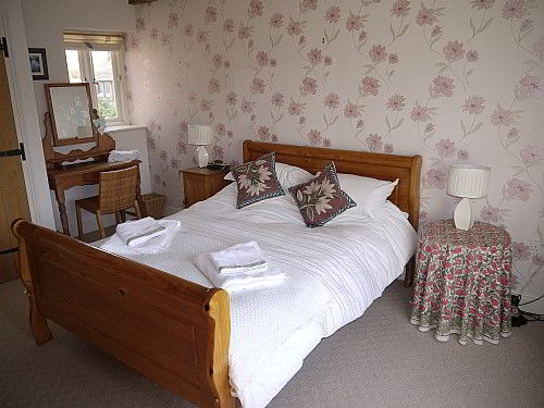 one of two of our on suite bedrooms
