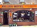 Jollies Hotel, Guest House Accommodation, Blackpool
