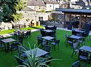 The Cross Keys Hotel, Small Hotel Accommodation, Peebles
