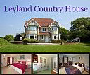 Leyland Country House, Bed and Breakfast Accommodation, Lymington