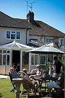 Crofters Guest House, Bed and Breakfast Accommodation, Witney