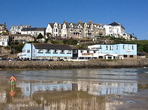 Bars And Restaurants In Perranporth