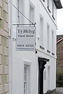 Tŷ Helyg Guest House, Guest House Accommodation, Brecon