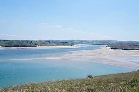 The Camel Estuary, a beautiful place to be!