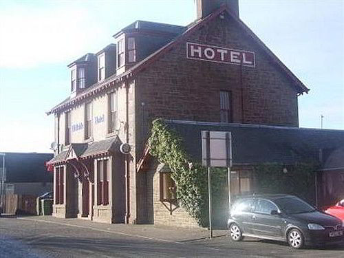 Hillside Hotel Montrose Menu