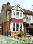 Russell Lodge, Bed and Breakfast Accommodation, Frinton-on-Sea
