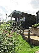 Cedar Cabin Bed & Breakfast, Bed and Breakfast Accommodation, Alnwick