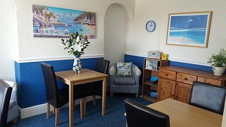 Bed and breakfast creekside b b hayle cornwall for Area riservata bed and breakfast