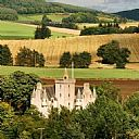 Leslie Castle, Guest House Accommodation, Insch