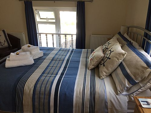 Our Hope Cove Double En-Suite