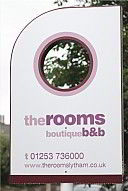 The Rooms, Bed and Breakfast Accommodation, Lytham St Annes